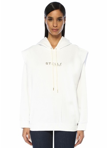 Stella McCartney Sweatshirt Beyaz